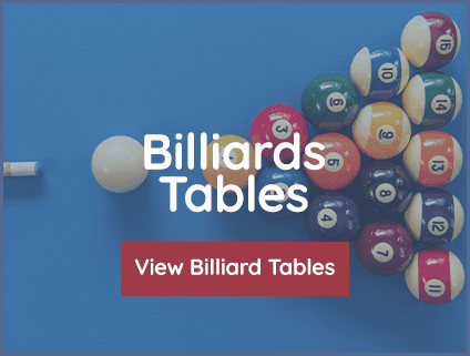 Billiards Tables Available